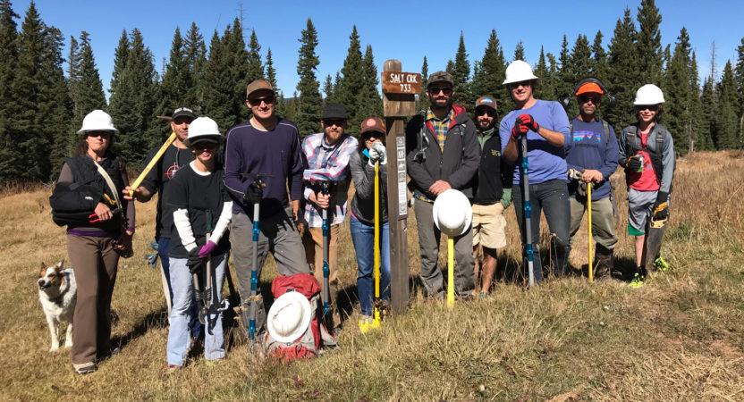 Recap from RTA's October 2017 Volunteer Work Day