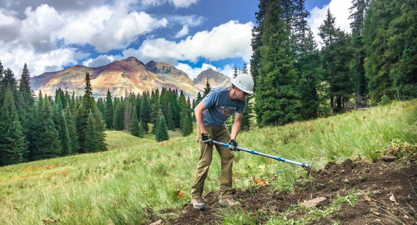 Volunteer Trail Work Day – Salt Creek Clean-Up Report