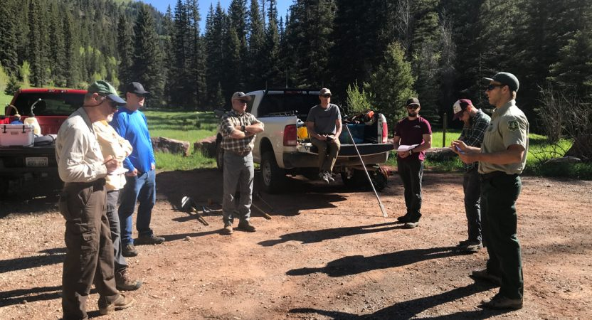 RTA Joins in Priest Gulch Trail Work Day